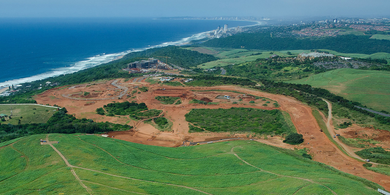 Sibaya Coastal Precinct - A Tongaat Hulett Development