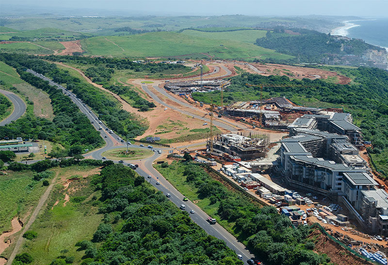 Durban on the brink of big things
